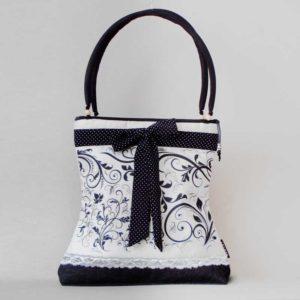 Egyedi mintával nyomott női táska / unique shoulder bag with my patterns