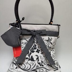 Egyedi tervezésű mintával nyomott női táska szett /unique bag szett ,with mask